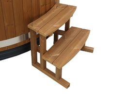 Stepin Rappu, Thermowood